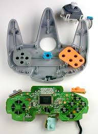 controller how n64 works howstuffworks inside the n64 controller