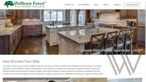 Signature Custom Cabinets Semi Custom Cabinetry Focus For Wellborn Forest Website Relaunch