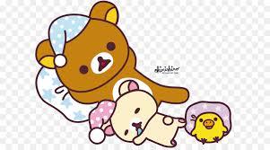 Rilakkuma Desktop Wallpaper Bear Bear Png Download 687495