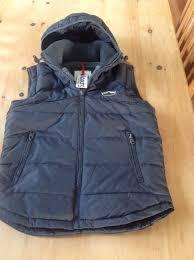 superdry gillet bnwt mens superdry clothing grey superdry jackets superdry dresses vintage thrift