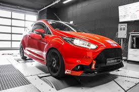 This Ford Fiesta Packs A 262 HP Punch