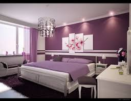 Decorating Bedroom Ideas For Young Women Feminine With White And Purple  Color Bedroom Ideas For Young