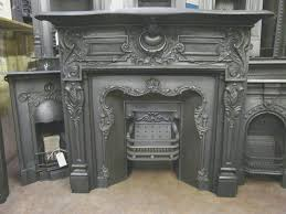 fireplace amazing ing a cast iron fireplace insert good home design cool in design ideas