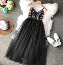 <b>NiceMix Summer 2019</b> Thin Strap Celebrity Party Dress V Neck ...