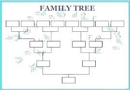 Excel Templates Family Tree Family Tree Printable Family Tree Template Free Printable
