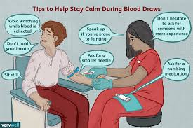 how to improve your blood lab draw