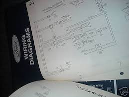 1987 ford tempo mercury topaz wiring diagrams schematics manual 1994 ford tempo mercury topaz wiring diagram manual set