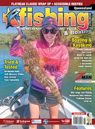 Dogtooth Lake Depth Chart Queensland Fishing Monthly November 2019 By Fishing Monthly