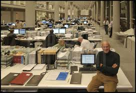 norman foster office. Sir Norman Foster Inside His Office - Image : Stéphane Compoint E