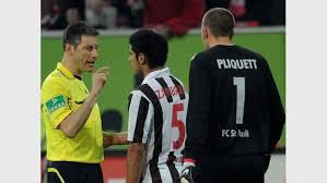 DFB sperrt St.Pauli-Spucker: Kiez-Klub drei Spiele ohne Zambrano - Fussball  - Bild.de