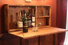 murphy bar wall mounted bar