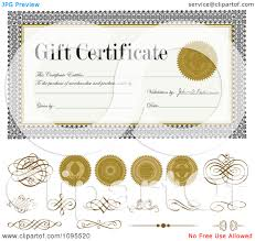 example of a federal resumefillable gift certificate template clipart gift certificate template clipartfest gift certifcate template