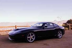 The 575m was replaced by the 599 gtb in the first half of 2006. Black 2002 Ferrari 575 Maranello Carbon Fiber Interior Trim Used Classic Cars