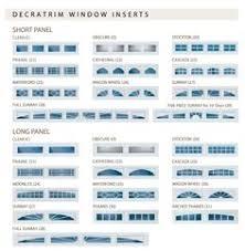 garage door plastic window insertsOverhead Garage Door Window Inserts I79 For Your Best Home Decor