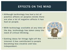 technology s impact on society 5