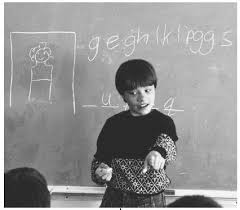 russian americans modern era significant immigration waves russian american immigrant olesa zaharova leads a game of hangman on the blackboard of her language