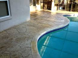 stamped concrete overlay. Overlay Concrete Stamped Photo Countertop Kit