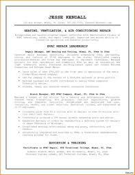 Hvac Resume Examples Hvac Resume Examples Journeymen Sheetmetal Workers Construction 40