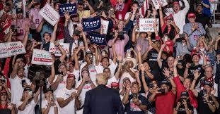 <b>Trump's</b> New Mexico Rally Previewed <b>2020</b> Strategy - The Atlantic
