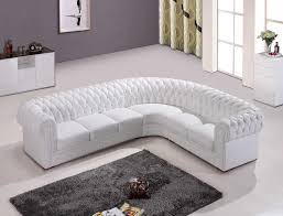 sofa amazing white leather chesterfield 7 style armchair with cushioned seat city
