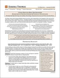 Value Proposition Resume Example
