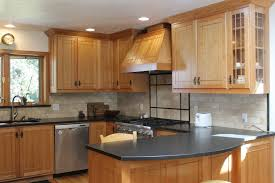 Best Colors To Paint A Kitchen With Oak Cabinets Color