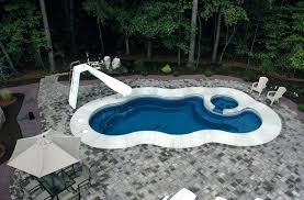fiberglass pool tampa deluxe fiberglass pool model by viking pools fiberglass pool repair tampa fl