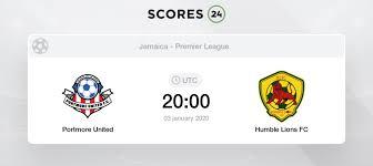 portmore united vs humble lions fc 5