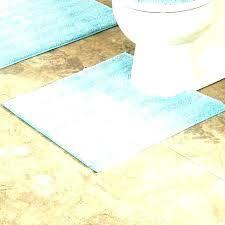 room s contour toilet rug bambury microplush mat