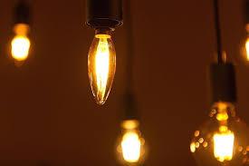 b10 led bulb led filament bulb gold tint led candelabra bulb with 4 watt filament led