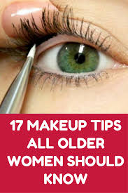 17 makeup tips all older women should know about slideshow