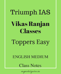 triumph ias vikas ranjan classes toppers easy essay for ias  triumph