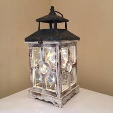 lanterns and home decor