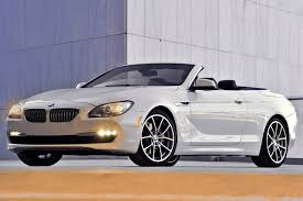 All BMW Models 2010 bmw 645ci convertible : Used 2014 BMW 6 Series Convertible Pricing - For Sale | Edmunds