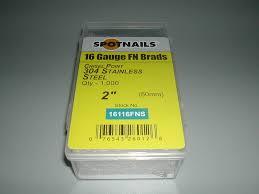 16 gauge finish nails. lightbox 16 gauge finish nails