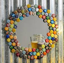 Decorated Bottle Caps 60 Easy and Striking DIY Bottle Cap Craft Ideas Diy Craft Ideas 10