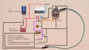 2 5 watts lm 380n amplifier with stable wiring diagram wiring diagram for amplifier ds 18 tda 7056 a is an audio power amplifier ic that has 5 watts output power with 8 ohms speaker and 3 watts with 16 ohms speaker the ic is simple to wiring and