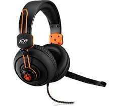gaming headsets cheap gaming headsets deals currys afx firestorm h01 gaming headset