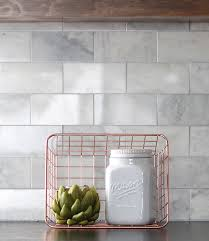 How To Install Backsplash Tile In Kitchen Interesting DIY Marble Subway Tile Backsplash Tips Tricks And What NOT To Do
