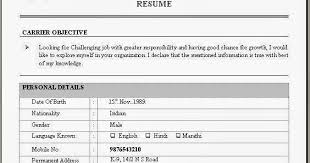 Examples Of Resumes Cover Letter Template For Mba Freshers