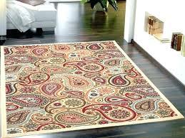 washable area rug ideas
