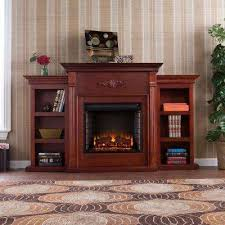 jackson 70 in freestanding media electric fireplace