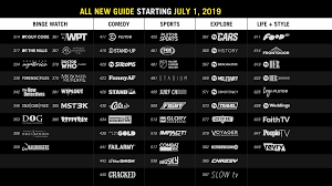 This page was last edited on 26 march 2021, at 06:00. Pluto Tv Will Be Rearranging Their Channel Lineup On Monday Cord Cutters News