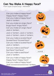 Lyrics for the happy song by elizabeth mitchell. Can You Make A Happy Face Lyrics Poster Super Simple