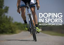 doping in sports by athletes my essay point doping in sports