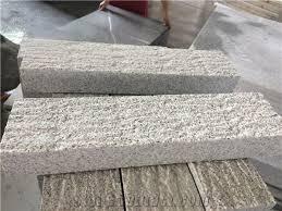 g603 star white grey granite water jet brushed paving