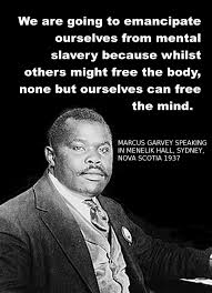 marcus garvey said