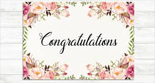 Congratulations Design 13 Congratulation Card Designs Design Trends Premium