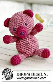 Easy Crochet Teddy Bear Pattern Cool Ideas