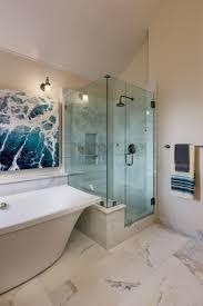 shower stall lighting. Photos Hgtv Glass And White Marble Shower Stall In Transitional Bathroom. Art Deco Design Elements Lighting